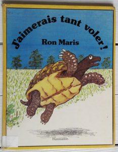 Voici une petite tortue qui voudrait être quelqu'un d'autre pour faire des choses qu'elle ne sait pas faire. Mais elle trouvera finalement qu'elle a elle-aussi un particularité bien pratique !